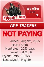 hyippatrol.com - hyip cme trades