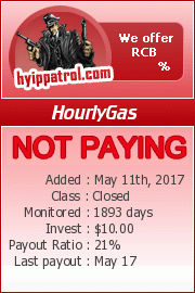 hyippatrol.com - hyip hourly gas