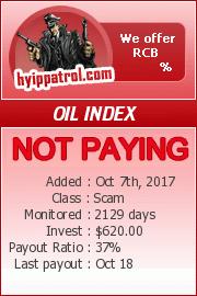 ссылка на мониторинг http://hyippatrol.com/?a=details&lid=2739